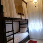 Authentic Belgrade Centre Hostel Private double room with bunk beds