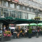Coffee Shops on the Republic Square