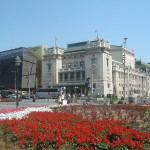 Republic Square - The National Theatre