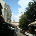 Bohemian Street Skadarlija