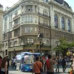 Pedestrian Street Knez Mihajlo