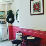 Authentic Belgrade Centre Hostel - Double room with bunk beds and shared bathroom