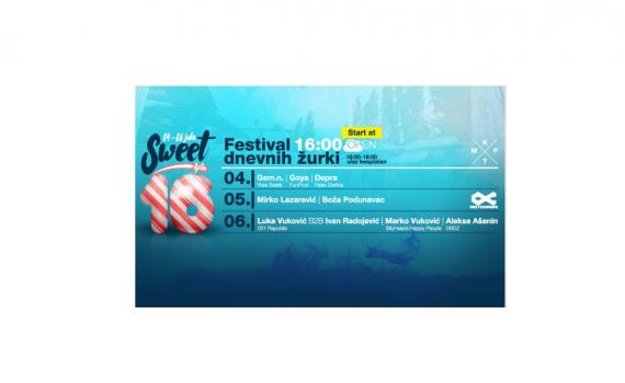 Festival dnevnih žurki 2