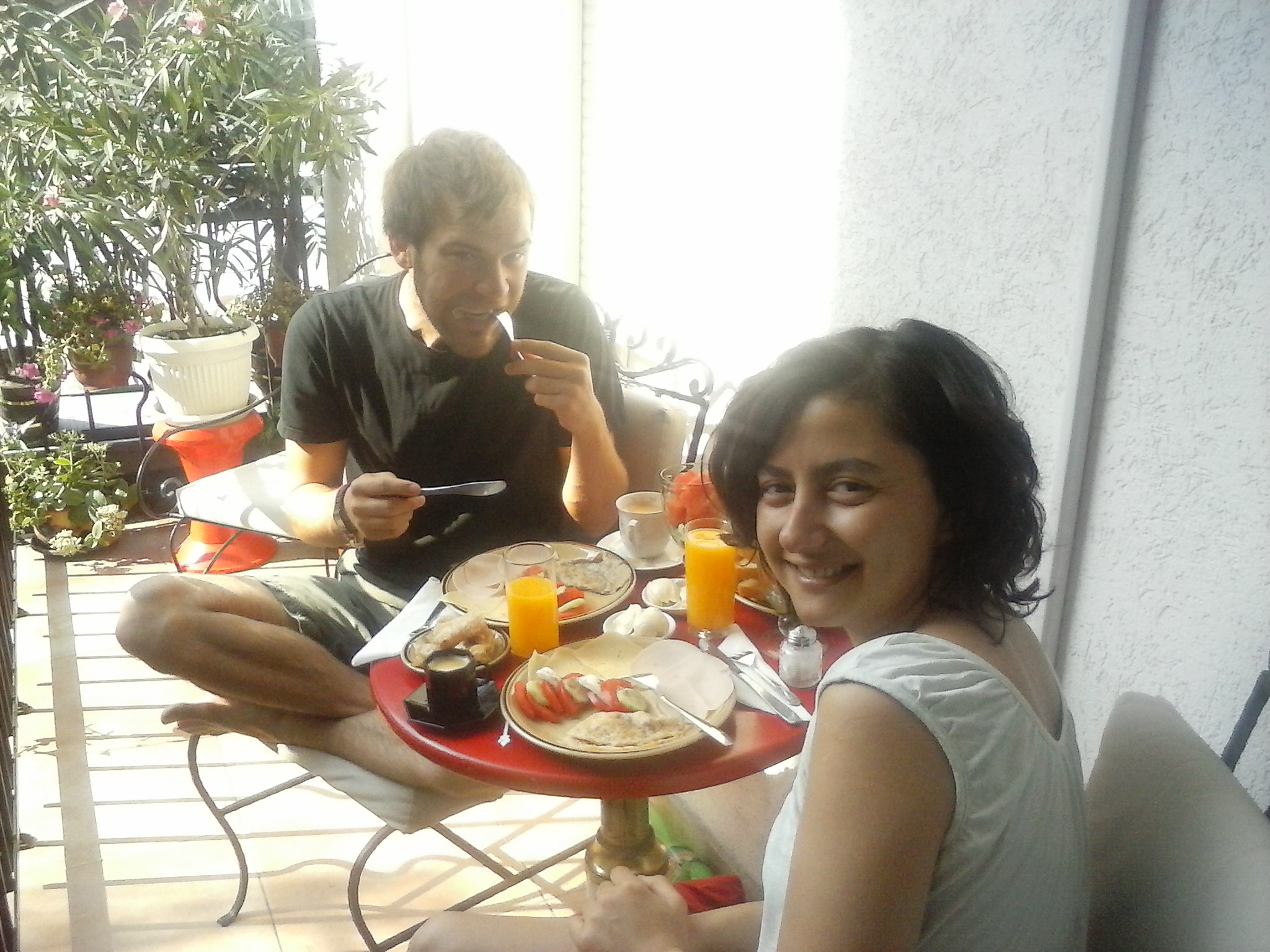 authentic-belgrade-centre-hostel-nesrin-and-johan