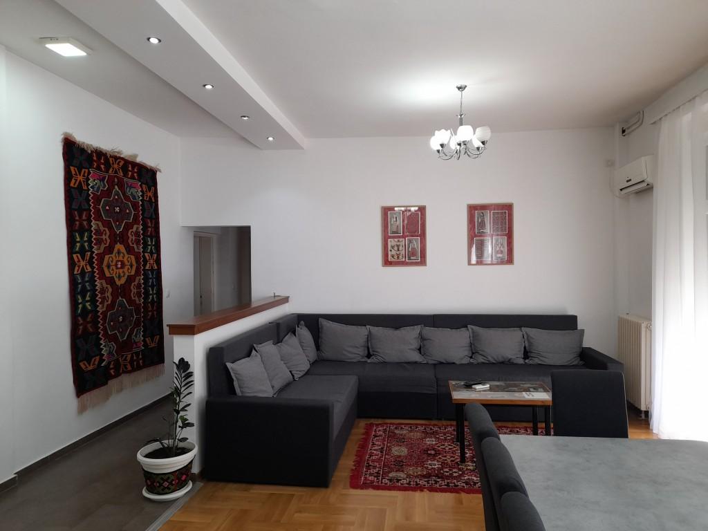 Authentic Belgrade Centre Hostel - Ethnica 2 Living room
