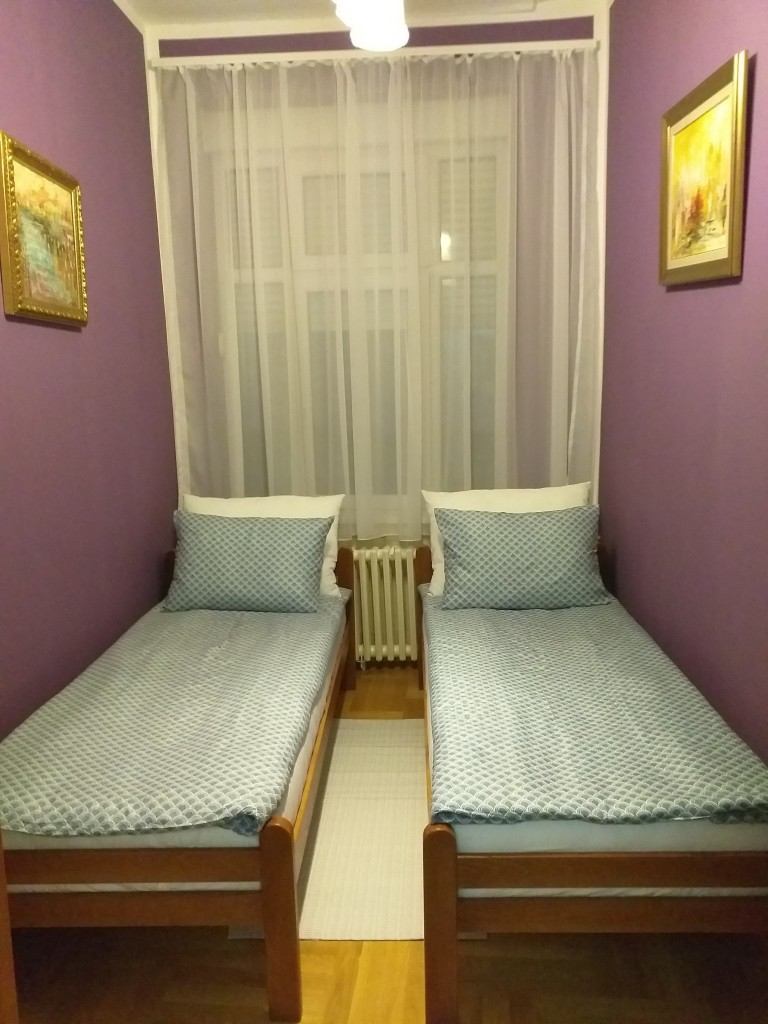 Authentic Belgrad Centre Hostel - Ethnica 2 Bedroom